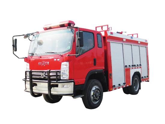 凯马森林越野消防车