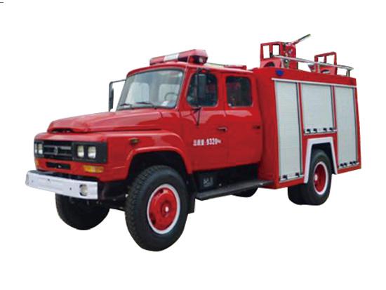 东风尖头森林越野消防车(3.5吨)