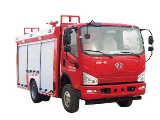 解放森林越野消防车