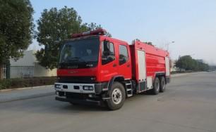 五十铃水罐消防车(11吨)