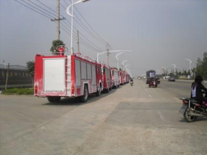 消防车8吨